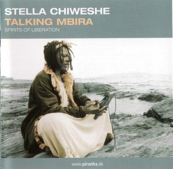 Stella Chiweshe - Talking Mbira